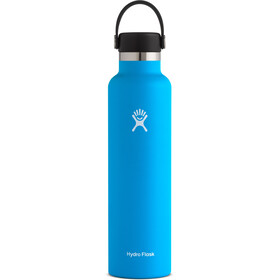 Hydro Flask Standard Mouth Drinkfles met standaard Flex Cap 709ml, pacific
